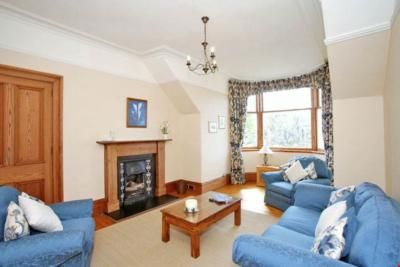 Thumbnail Flat to rent in Salsibury Terrace, Aberdeen