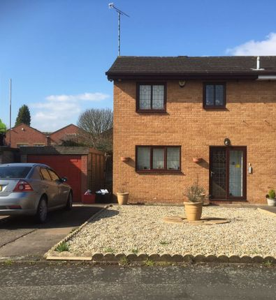 2 bed property to rent in Ambleside Road, Bedworth CV12