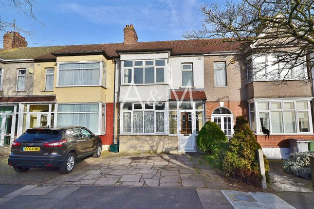 Thumbnail Terraced house to rent in Hazelbrouck Gardens, Ilford