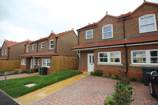 Thumbnail Property to rent in Baulk Close, Harpenden