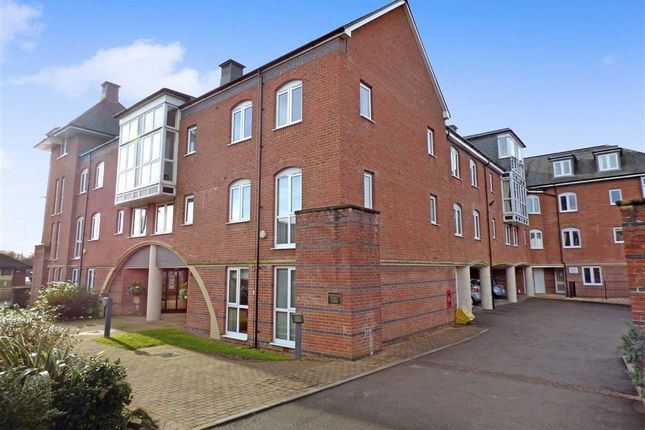 Thumbnail Flat for sale in Joules Court, Stone, Staffordshire