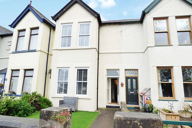Thumbnail Terraced house for sale in Rampside, Barrow-In-Furness