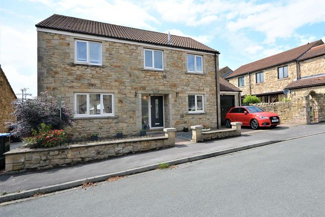 Thumbnail Detached house for sale in The Orchards, Staindrop, Darlington