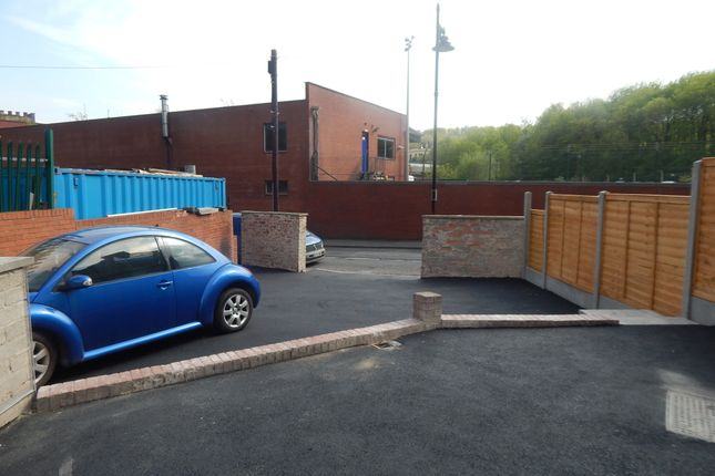 Car Park Area of Wellington Street, Batley WF17