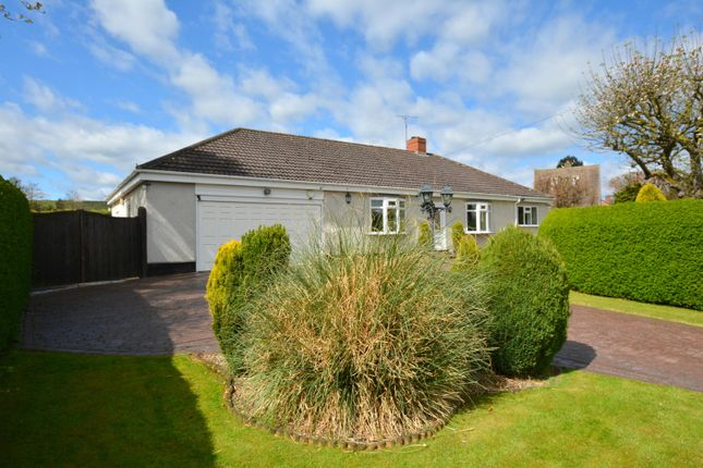 Thumbnail Bungalow for sale in Nethermoor Road, Wingerworth, Chesterfield