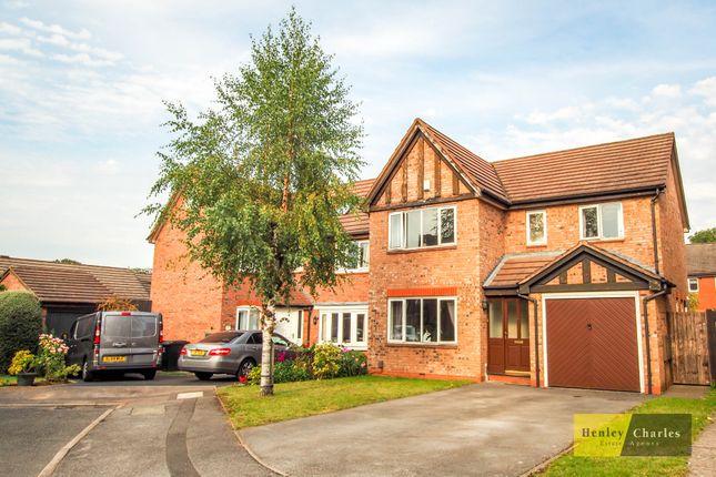 Thumbnail Detached house for sale in Cherry Cresent, Erdington, Birmingham