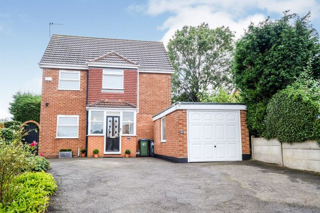 Thumbnail Detached house for sale in Warley Croft, Oldbury