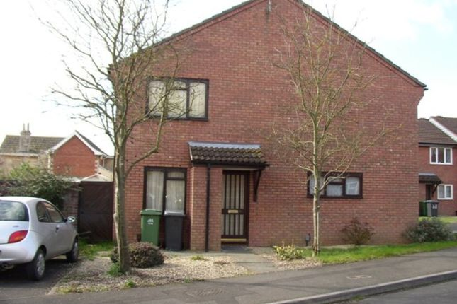 Thumbnail End terrace house to rent in Weavers Crofts, Melksham