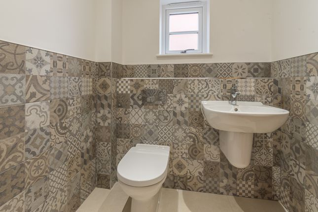 Cloakroom of Hightown Place, Banbury OX16