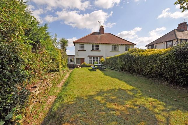 Thumbnail Semi-detached house for sale in Extended Period House, Allt-Yr-Yn View, Newport