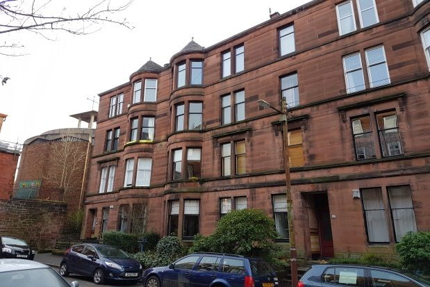 Thumbnail Flat to rent in Dryburgh Gardens, Glasgow