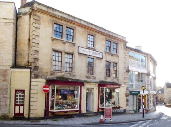 Thumbnail Retail premises for sale in Silver Street, Bradford On Avon