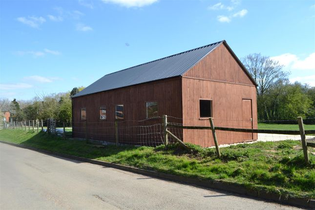 Light industrial to let in Main Street, Glooston, Market Harborough