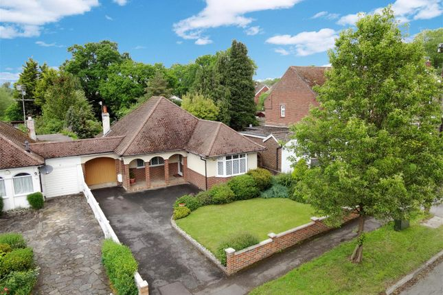 Thumbnail Detached bungalow for sale in Westmead Drive, Salfords, Redhill