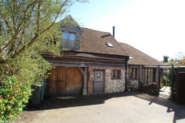 Thumbnail Property for sale in Fig Tree Cottage, Cross Lane, Findon Village