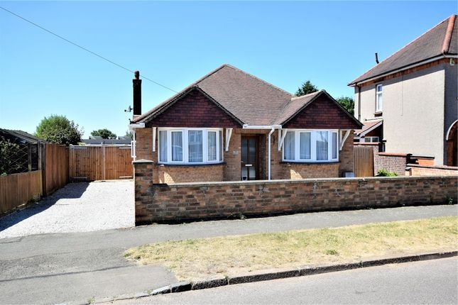 Thumbnail Bungalow for sale in Greenhills Road, Northampton