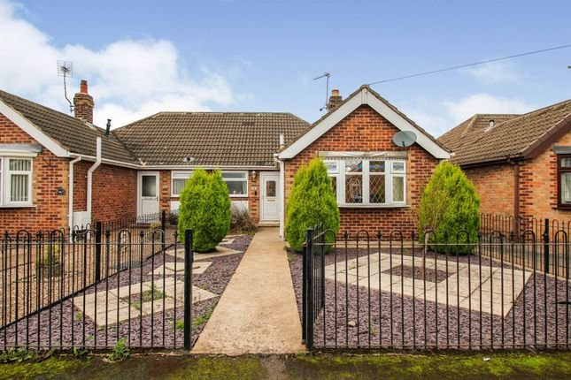 Thumbnail Semi-detached bungalow for sale in Ashburnham Road, Thorne, Doncaster