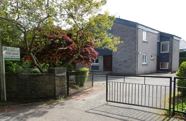 Thumbnail Detached house to rent in Beaconhill Road, Milltimber