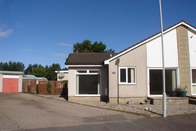 Thumbnail Terraced bungalow for sale in Mossmill Park, Mosstodloch, Moray