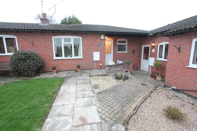 Thumbnail Semi-detached bungalow for sale in Edward Street, Hinckley