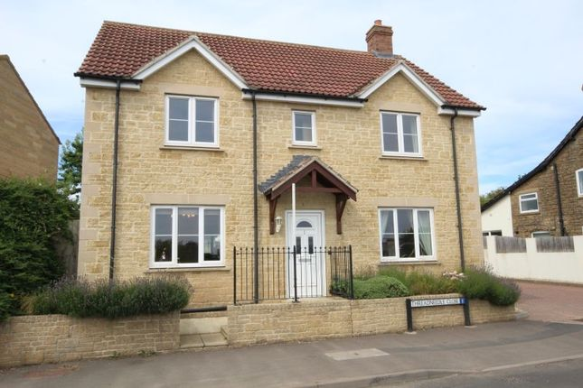 Thumbnail Detached house to rent in Threadneedle Close, Kingsbury Episcopi