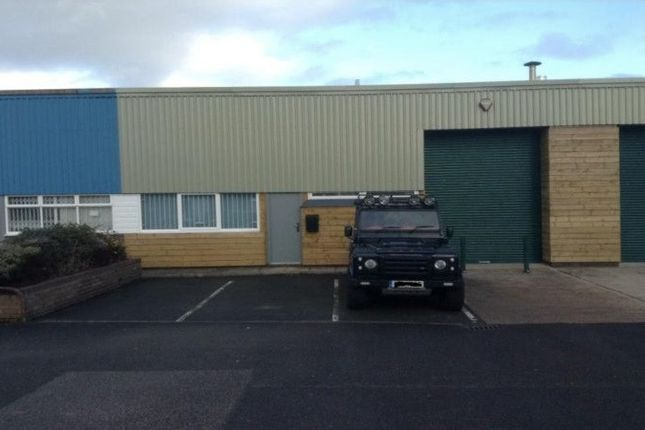 Thumbnail Light industrial to let in Parkgate Industrial Estate, Knutsford, Cheshire