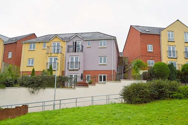 Thumbnail Town house for sale in Oaklea, Tiverton