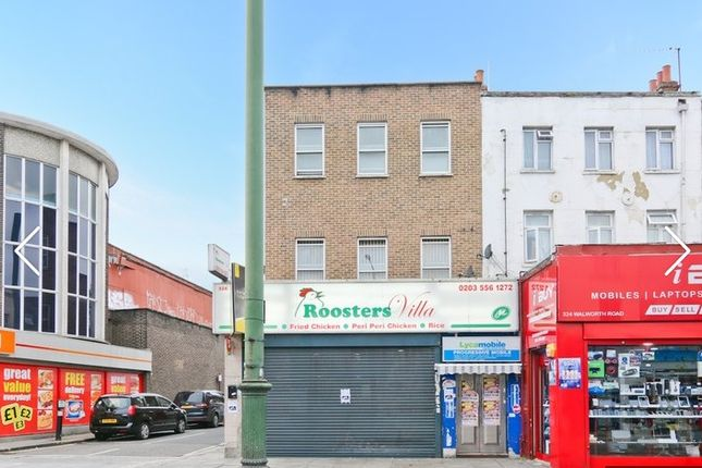 Thumbnail Restaurant/cafe to let in Walworth Road, Elephant And Castle
