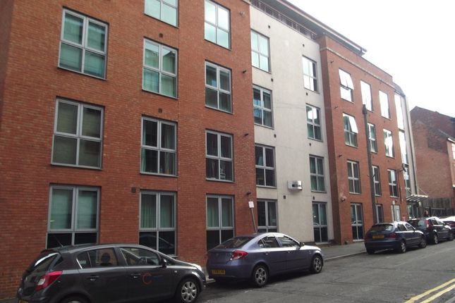 Thumbnail Flat for sale in Raleigh Street, Nottingham