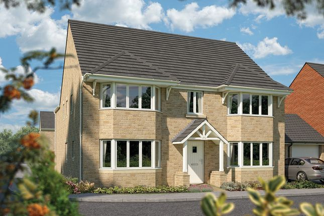 "Thumbnail Detached house for sale in ""The Ascot"" at Centenary Way, Witney"