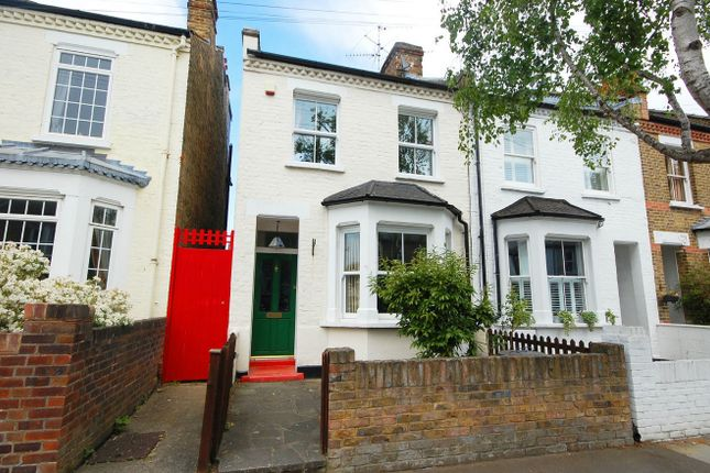 Thumbnail End terrace house for sale in Fulwell Road, Teddington