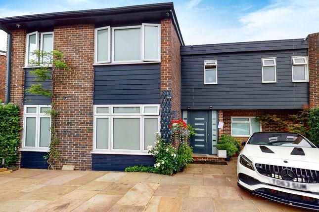 Thumbnail Detached house for sale in Lankton Close, Beckenham