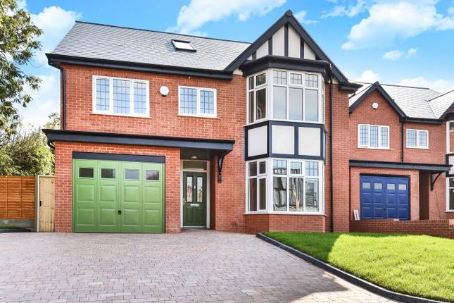 Thumbnail Detached house for sale in Plots 1 & 2 Greenland Gardens, Greenland Road, Selly Park