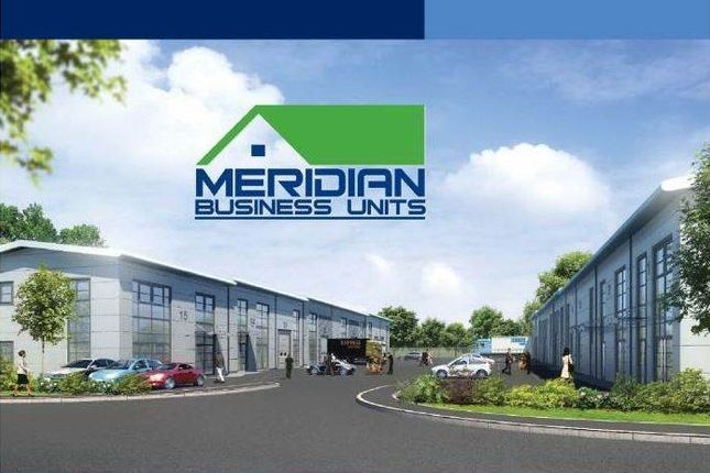 Thumbnail Warehouse to let in Units 1 - 15, Meridian Business Park, Fishponds Road, Wokingham