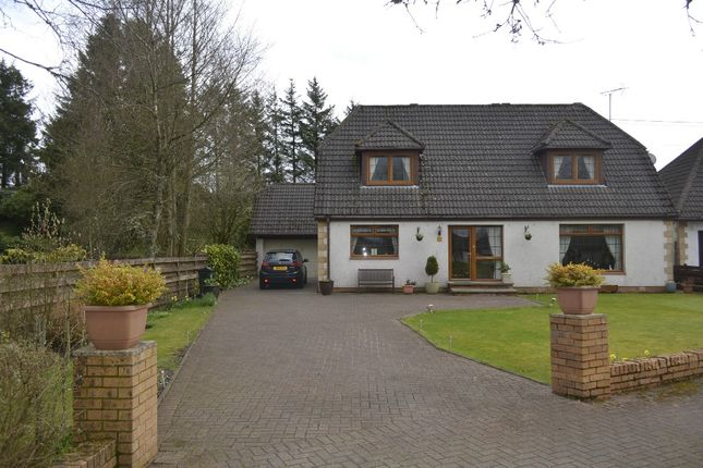 Thumbnail Detached house for sale in Allandale Crescent, Greenloaning, Dunblane