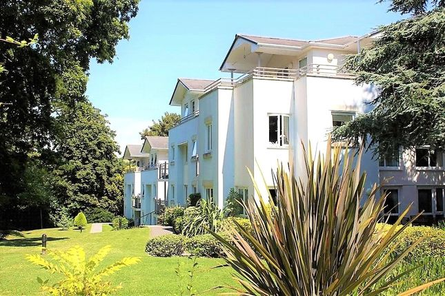 Thumbnail Flat for sale in Hillside Court, 31 Station Road, Plymouth, Devon