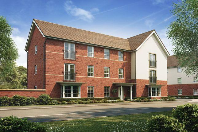 """Thumbnail Flat for sale in """"Amble"""" at Carters Lane, Kiln Farm, Milton Keynes"""