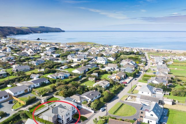 Thumbnail Detached house for sale in Madeira Drive, Widemouth Bay, Bude