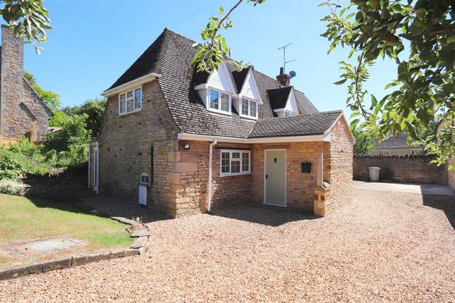 Thumbnail Cottage to rent in Tickencote, Stamford