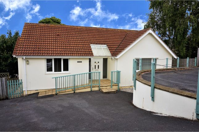 Thumbnail Detached bungalow for sale in Pinewood Road, Newton Abbot