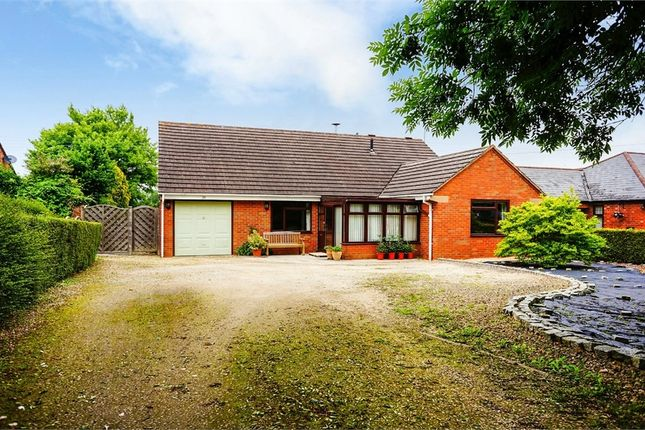 Thumbnail Detached bungalow for sale in Cheltenham Road, Sedgeberrow, Evesham, Worcestershire