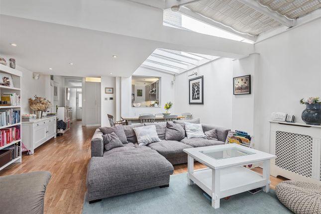 Thumbnail End terrace house to rent in Haliburton Road, Twickenham