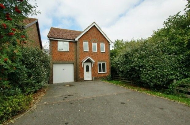 Thumbnail Detached house to rent in Smithy Drive, Ashford, Kent