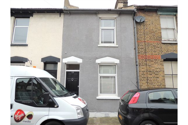Thumbnail Terraced house for sale in Sidney Road, Rochester