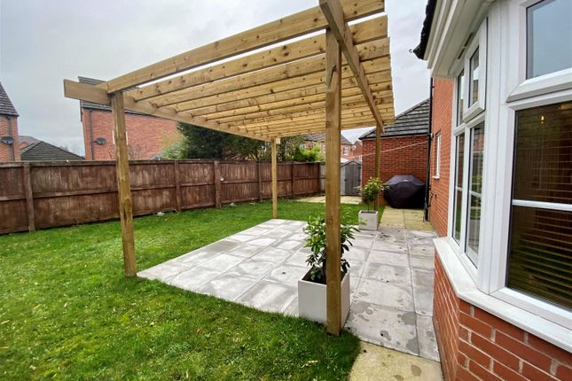 Rear Garden 1 of Whitington Close, Little Lever, Bolton BL3