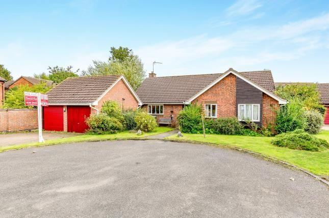 Thumbnail Bungalow for sale in Hazel Close, Brackley, Northamptonshire, Uk