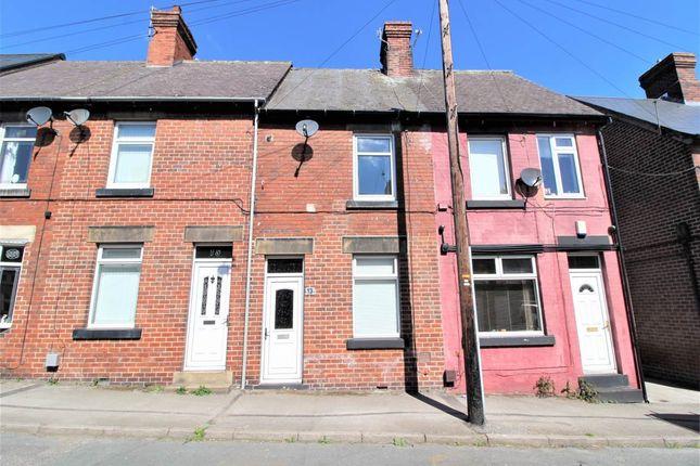 Thumbnail Terraced house to rent in Steele Street, Hoyland, Barnsley