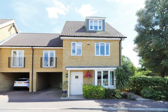 Thumbnail Detached house for sale in Martin Drive, Stone, Dartford