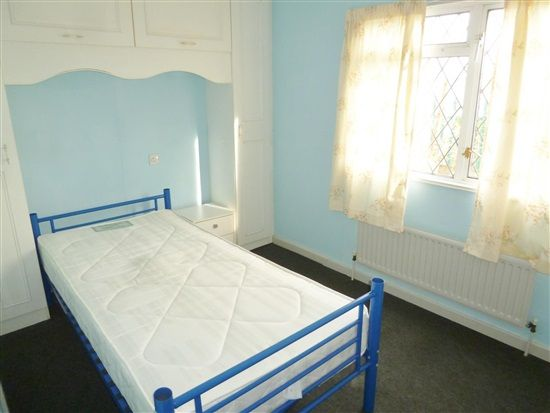 Master Bedroom of Westcliffe Drive, Morecambe LA3
