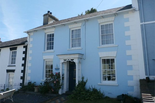 Thumbnail Terraced house for sale in 8 Church Street, New Quay